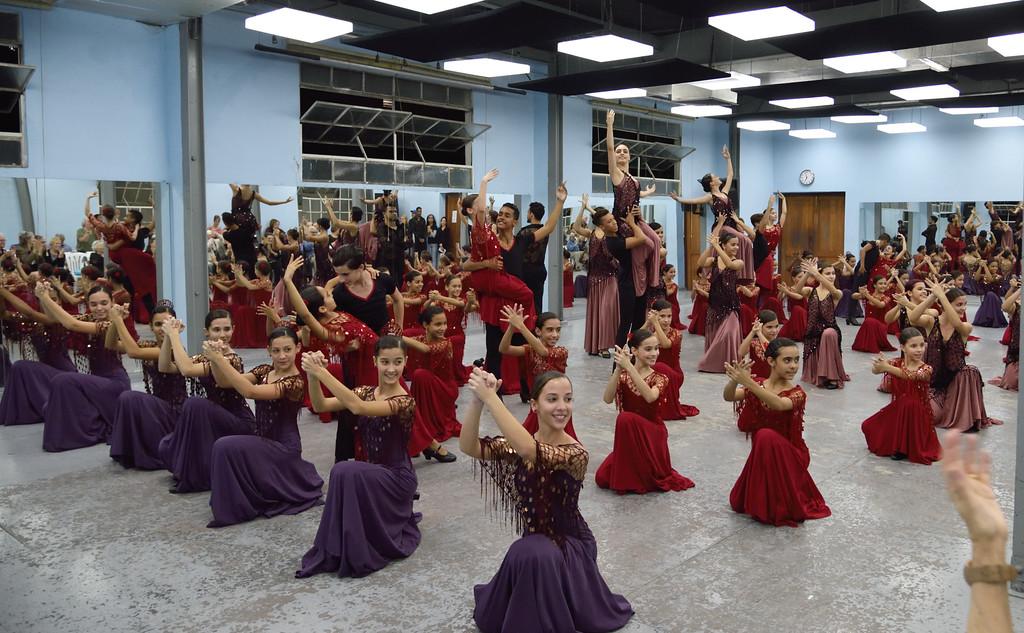 Lizt Alonzo Dancers, Havana, Cuba