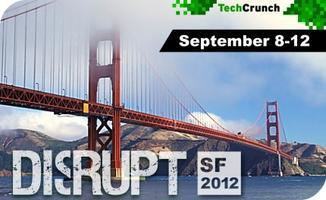 Tech Crunch Disrupt-courtesy of techcrunch.com