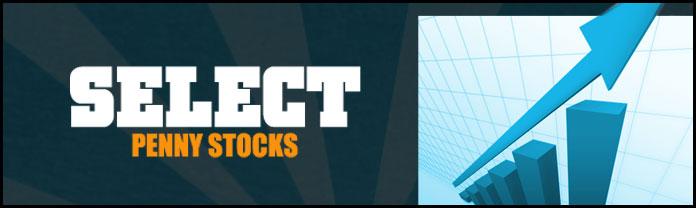 Select Penny Stocks Header