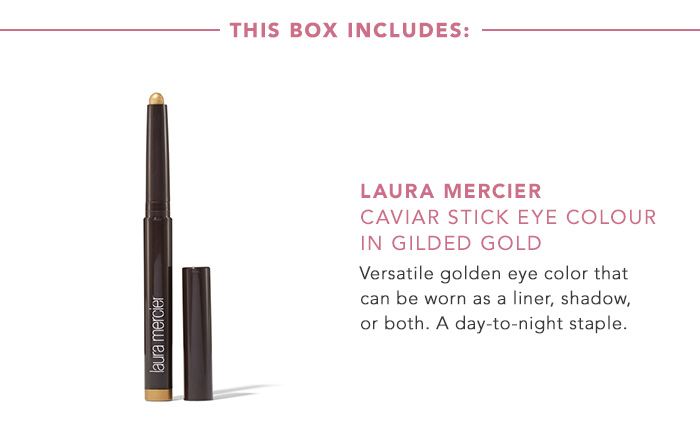 laura mercierCaviar stick eye colour in gilded gold