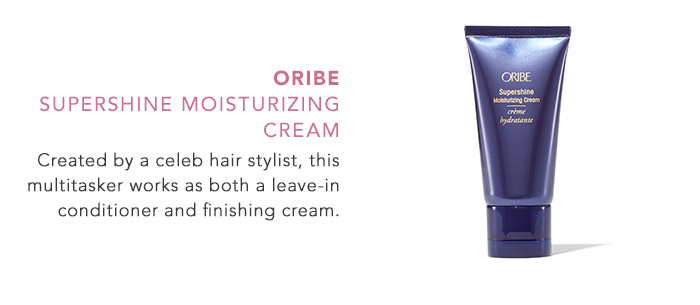 oribeSupershine Moisturizing Cream