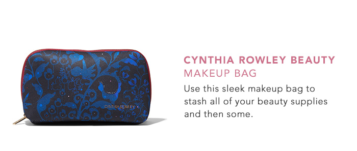Cynthia Rowley Beautymakeup bag