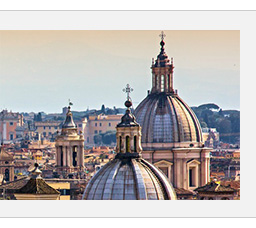 Fly R/T to Rome
