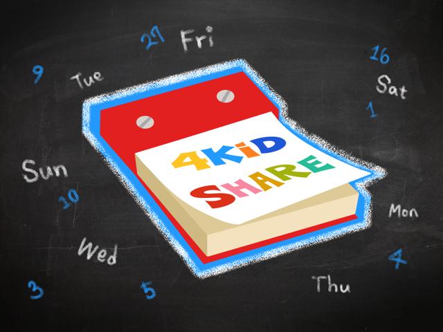 4Kid Share app