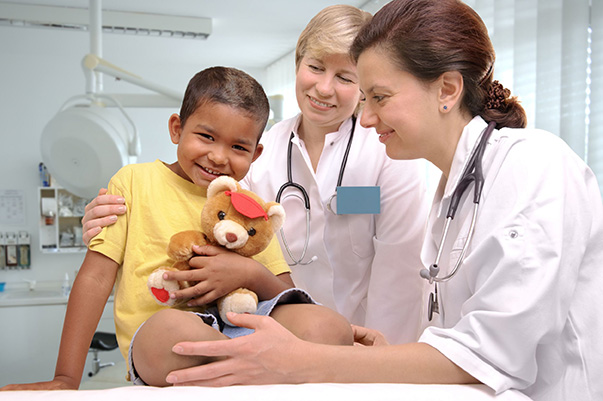 What to Look For in a Pediatrician