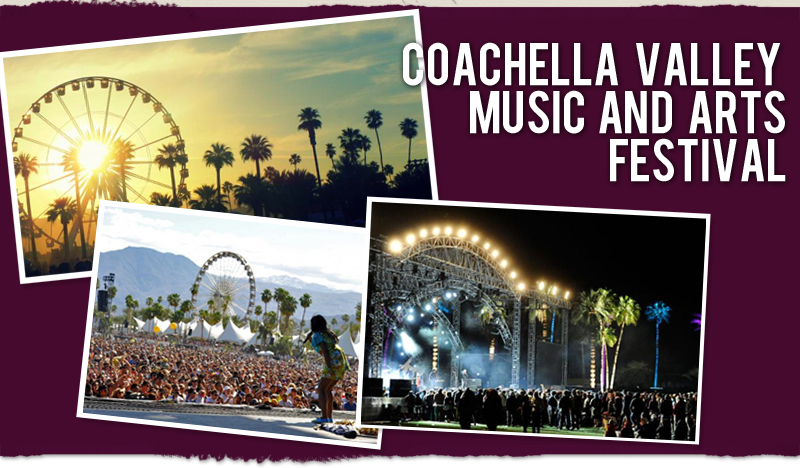 Coachella Valley and Music and Arts Festival