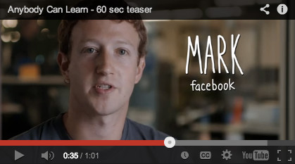Mark Zuckerberg on why to learn to code