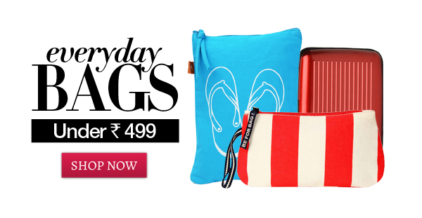 everyday bags under rs 499