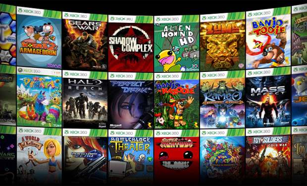 All Xbox 360 Games : All about game what xbox games work on one