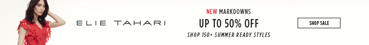 Elie Tahari: Up To 50% OFF New Markdowns