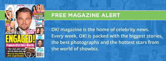 Free Magazine Alert: OK!