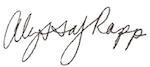 AJR Signature