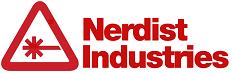 Nerdist Industries Logo - Red
