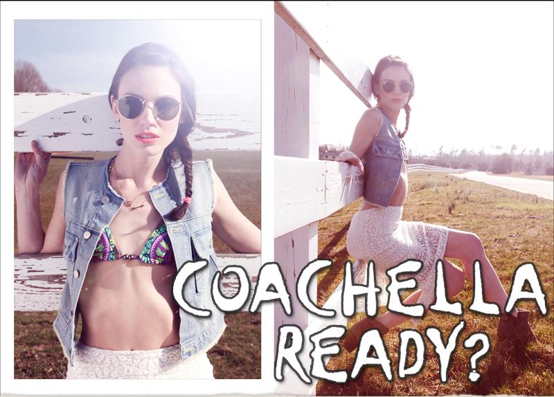 COACHELLA READY? See Featured Style Ideas · Plus Coachella Celebrity Fashion! Hurry, Shop Now!