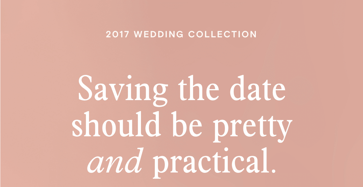2017 Wedding Collection