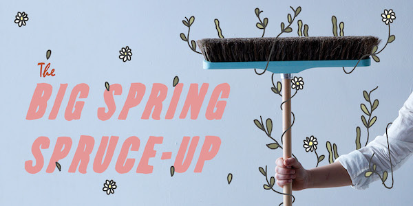 20 Small-but-Mighty Spring Cleaning Projects You Can Tackle in 5 Minutes