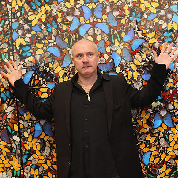Auction Scorecard: How Did Damien Hirst Fare in This Week's Sales?