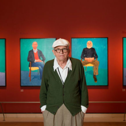Art Industry News: David Hockney Breaks Record for Biggest Crowds at Tate + More Must-Read Stories