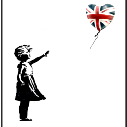 Art Industry News: Banksy Offers Free Art to People Who Vote Against Theresa May + More Must-Read Stories