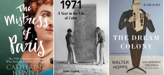 14 Scintillating Art Books to Read on the Beach This Summer