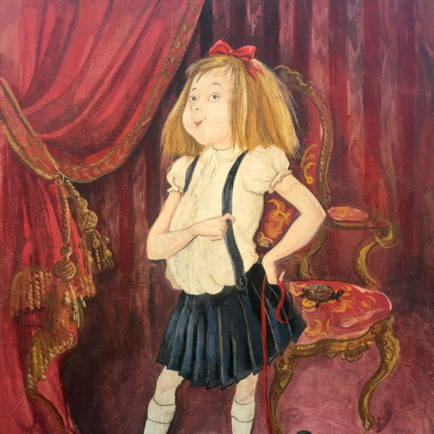 Eloise, New York's Favorite Child Aristocrat, Demanded a Museum Show. Now She's Got One.