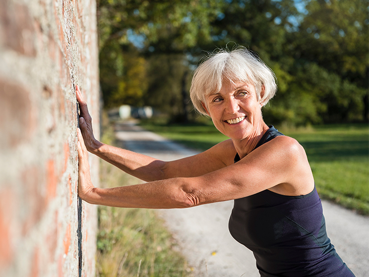 This 6-Minute Exercise Plan Was Made for Seniors