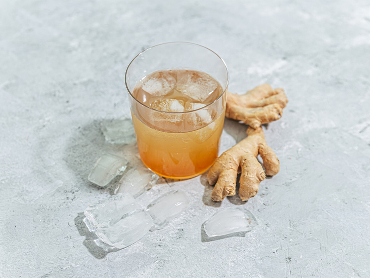 Ginger Water: The Spicy Drink Brimming with Anti-Inflammatory Compounds