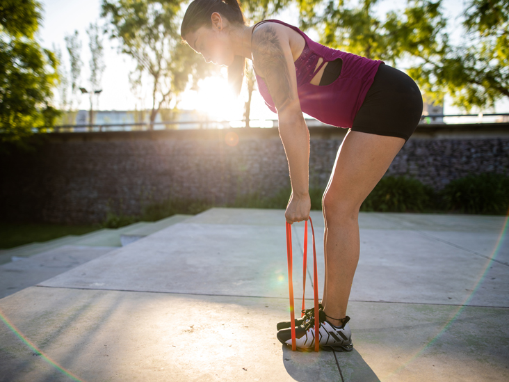 The 5 Best Resistance Bands for a Low-Impact Workout