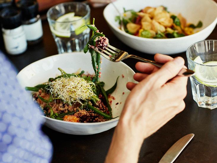 Healthline's 7-Day Diabetes Meal Plan