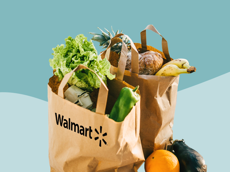 The Healthiest Groceries You Can Buy at Walmart