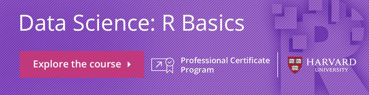 Data Science: R Basics