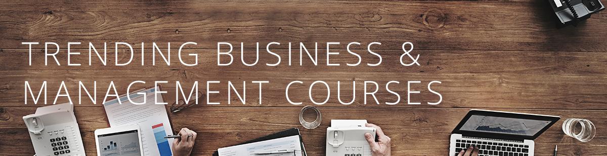 Trending Courses & Management Courses