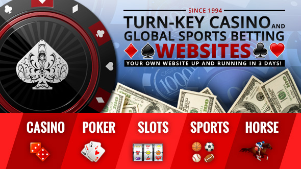 Teleteria Casino & Sports Betting Website Package