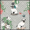 York Stylemakers MANOR BORN MC0402 Wallpaper