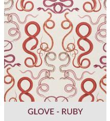 GLOVE - RUBY
