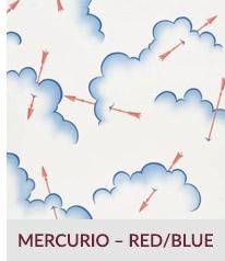 MERCURIO – RED/BLUE