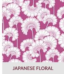 York Japanese Floral