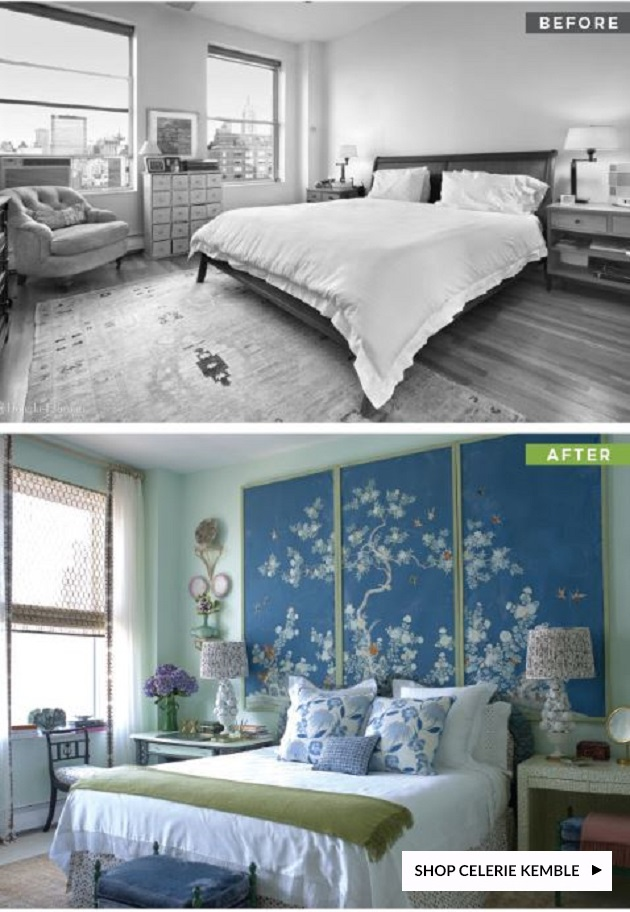 SHOP Celerie Kemble's Fabric & Wallpaper