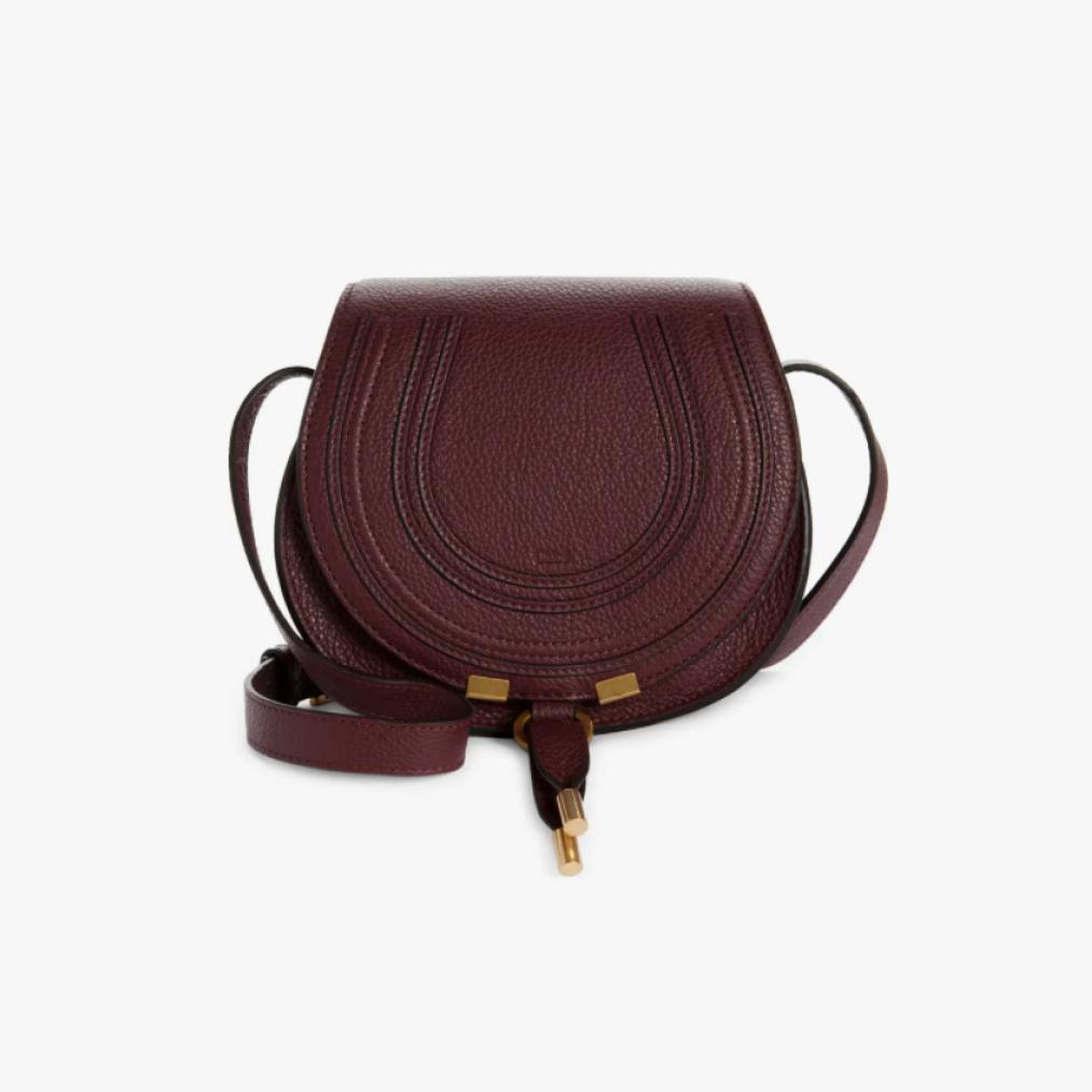 Chloé Small Marcie Crossbody Bag