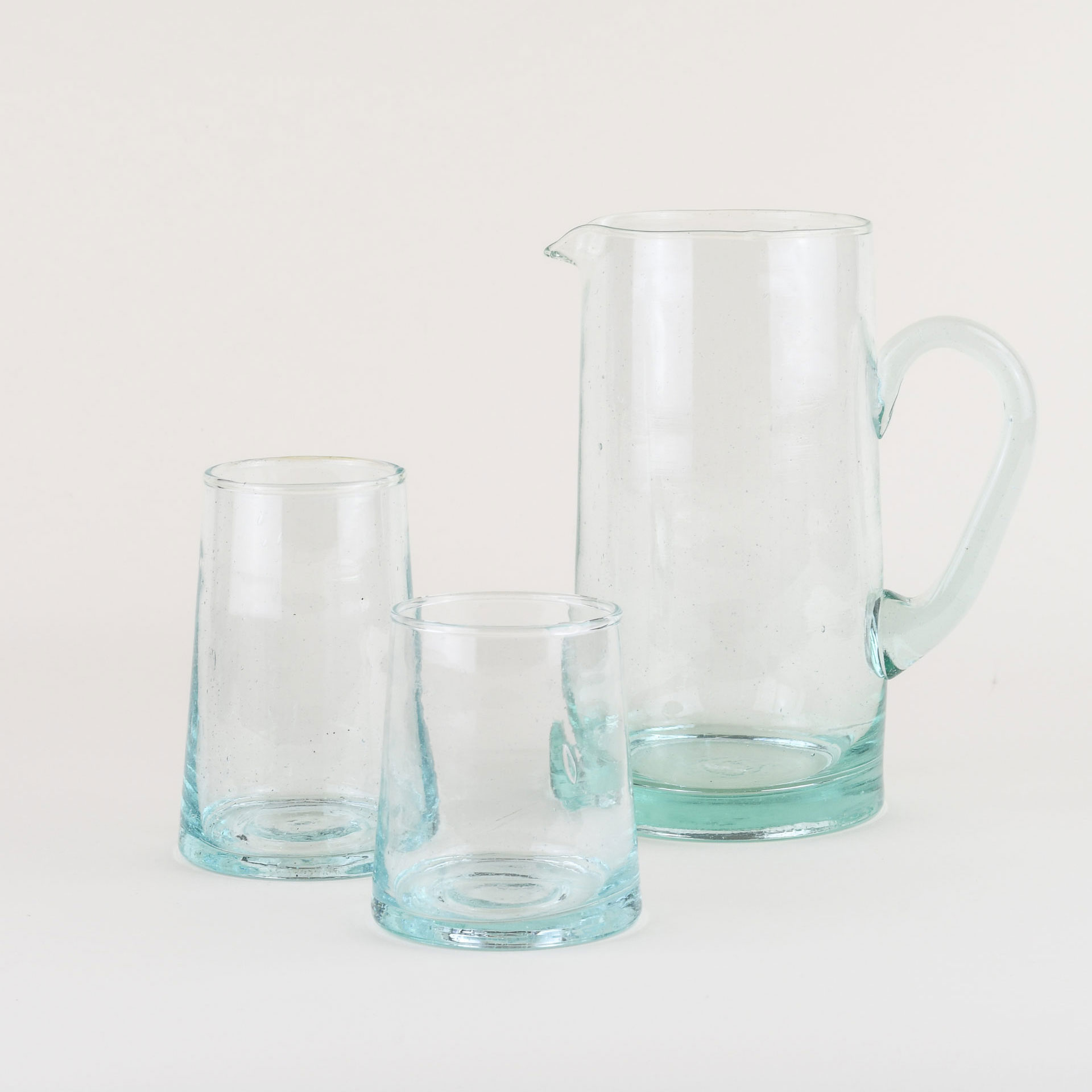 Sweet July Lakeshore Glassware Collection