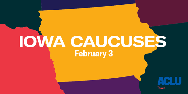 Find your caucus