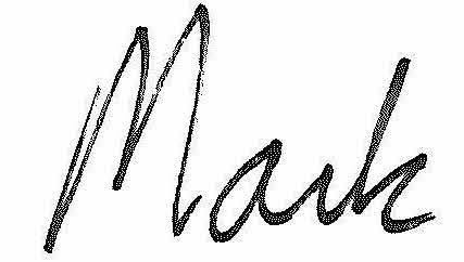Mark signature