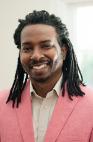 Photo of ACLU of Northern California Racial and Economic Justice Driector Brandon Greene.