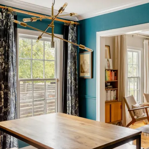 This Austin Home Was Decorated on a Budget by Mixing Old, New, Cheap, and Quirky