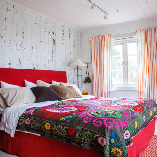 Brighten up Your Space with Colorful Rugs and Bedding from Urban Outfitters' Home Sale