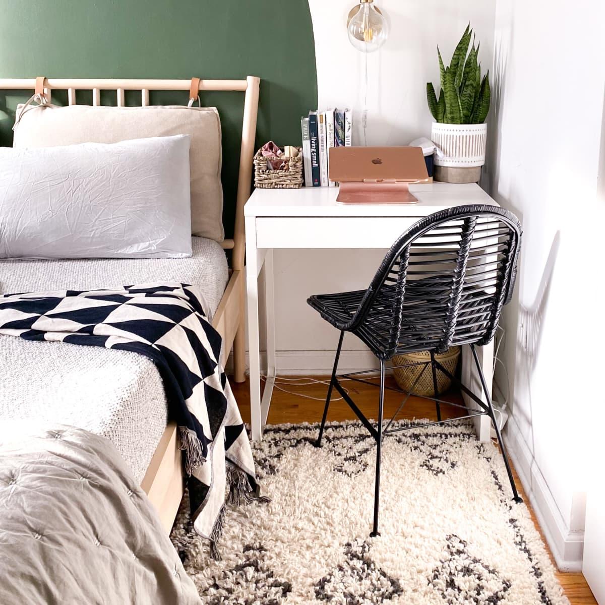 This Design Expert's Organized 750-Square-Foot Rental Apartment Is Full of Brilliant Hidden Storage