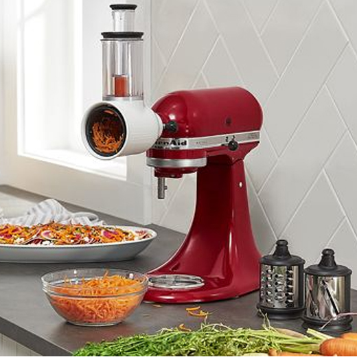 KitchenAid's Most Popular Stand Mixer Attachments Are Back in Stock (and On Sale!)