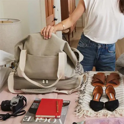 12 of the Most Beautiful Weekender Bags for Your Next Getaway