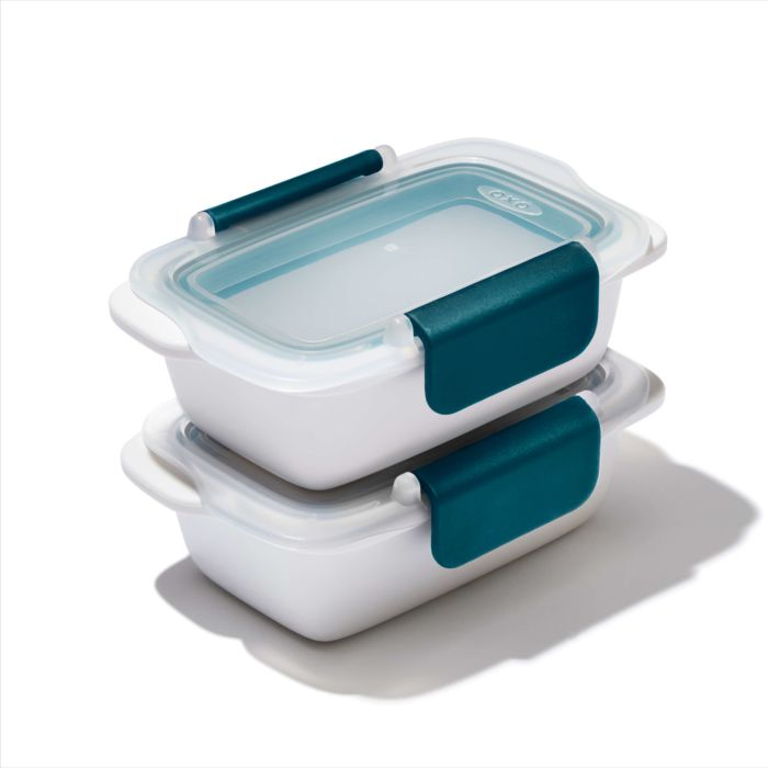OXO Just Launched a New Line of Storage Solutions That Are Perfect for People on the Go