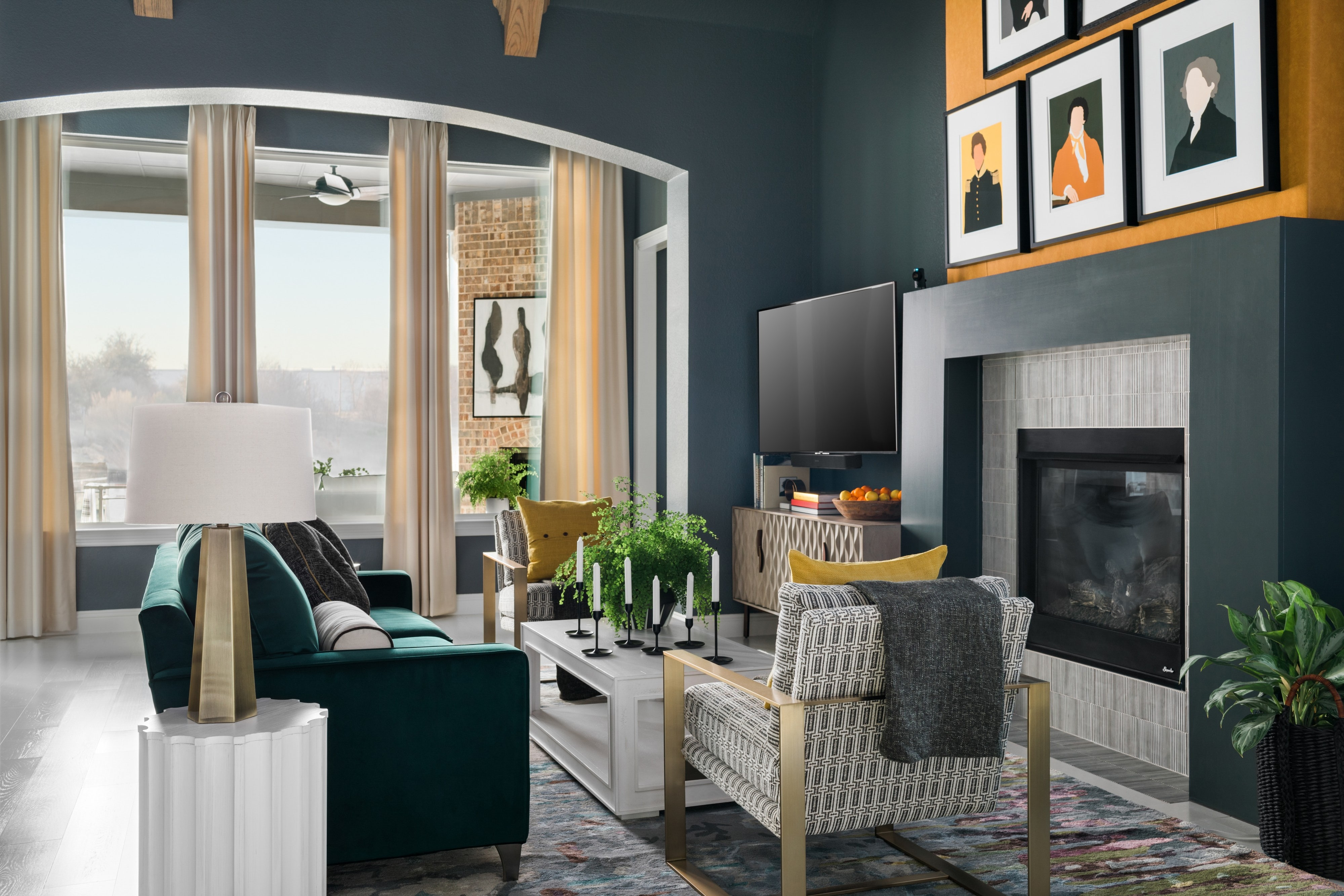 How to Create a Sense of Balance in Your Home, According to an Interior Designer (Partner)